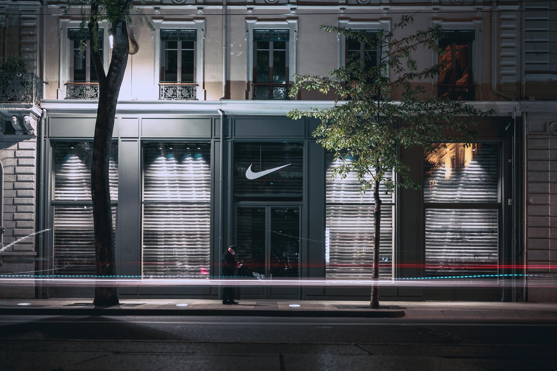 FIX Can't access Nike website