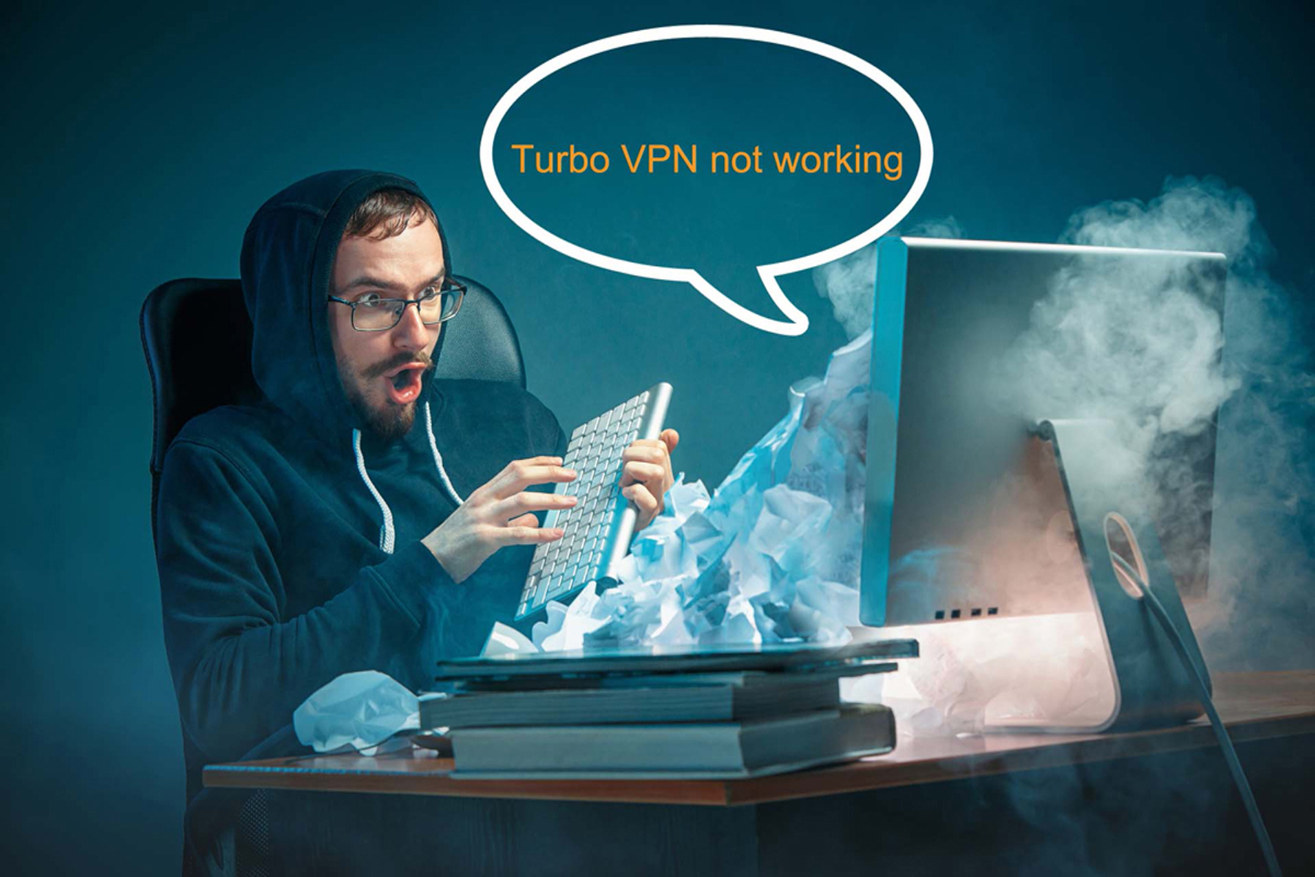Turbo VPN not working